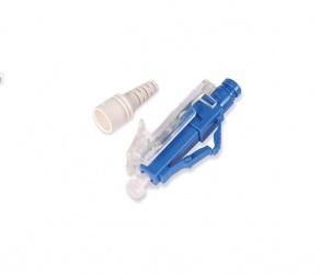 Ideal Conector SC, Azul/Blanco - 12 Piezas