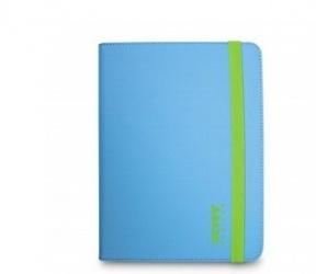 """I-Joy Funda de Imitación Piel para Tablet 8"""", Azul"""