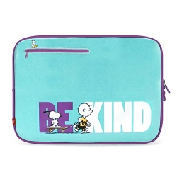 iLuv Funda Snoopy para MacBook 13'', Azul