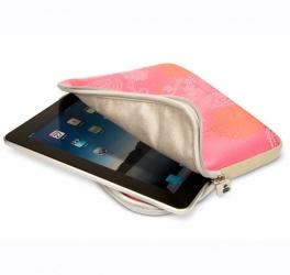 iLuv Funda de Neopreno para iPad 9.7'', Flores