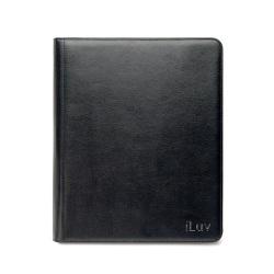 iLuv Funda Organizadora CEOFolio para iPad, Negro