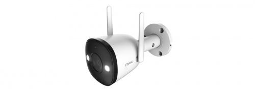 Imou Cámara IP Smart WiFi Bullet IR para Interiores/Exteriores IPC-F22FEN-0280B, Inalámbrico/Alámbrico, 1920 x 1080 Pixeles, Día/Noche