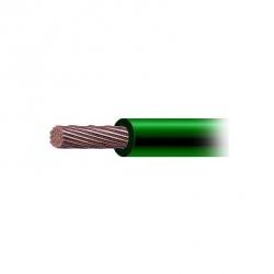 Indiana Bobina de Cable de Señal, Verde - Precio por Metro