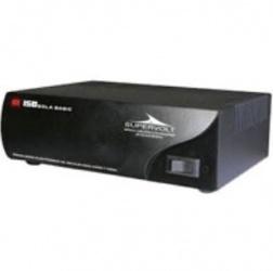 Regulador Industrias Sola Basic para Audio y Video SuperVolt, 600W, 600VA, 4 Salidas