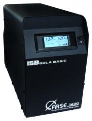 No Break Industrias Sola Basic E Fase 1600, 1600VA, Entrada 95-140V, 6 Contactos
