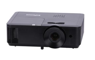 Proyector InFocus IN116BB DLP, WXGA 1280 x 800 Pixeles, 3800 Lúmenes, 3D, con Bocinas, Negro