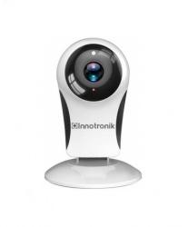 Innotronik Cámara IP Smart WiFi IR para Interiores INX-01, Inalámbrico, 1280 x 720 Pixeles, Día/Noche