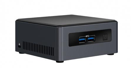 Intel NUC Kit NUC7i5DNHE, Intel Core i5-7300U 2.60GHz (Barebone)
