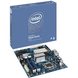 Tarjeta Madre Intel ATX DP35DP, S-775, Intel P35, 8GB DDR2