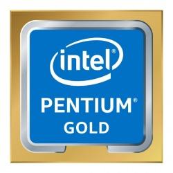 Procesador Intel Pentium Gold G5400, S-1151, 3.70GHz, Dual-Core, 4MB SmartCache (8va. Generación Coffee Lake) ― Compatible solo con tarjetas madre serie 300