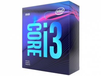 Procesador Intel Core i3-9100F, S-1151, 3.60GHz, Quad-Core, 6MB Cache (9na. Generación - Coffee Lake) ― Requiere Gráficos Discretos