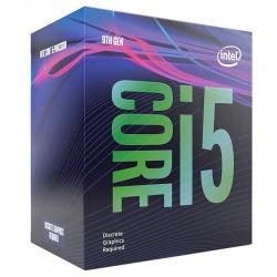 Procesador Intel Core i5-9400F, S-1151, 2.90GHz, Six-Core, 9MB Smart Cache (9na. Generación Coffee Lake) — incluye Tarjeta Madre ASUS PRIME B365M-A