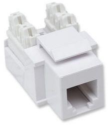 Intellinet 210843 Jack para Telefonía de Imacto, RJ11/12, Blanco
