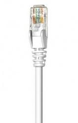 Intellinet Cable Patch Cat5e UTP RJ-45 Macho - RJ-45 Macho, 7.5 Metros, Blanco