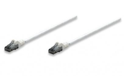 Intellinet Cable Patch Cat6 UTP RJ-45 Macho - RJ-45 Macho, 15cm, Blanco