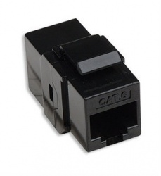 Intellinet Adaptador Cat6 8P8C Macho, Negro