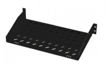 Intellinet Charola Fija Ventilada para Rack 19'', 2U, 35cm, hasta 25kg