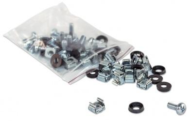 Intellinet Kit de Montaje en Rack, 100 Piezas
