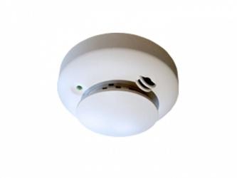 Interlogix Detector de Humo 541NBXT, Alámbrico, Blanco