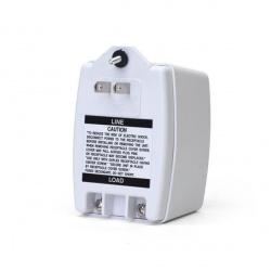 Interlogix Adaptador de Corriente para Alarma Simon XT, 120V, Blanco