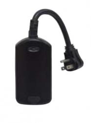 Interlogix Regulador Inteligente de Luz, RF Inalámbrico, Z-Wave, Negro