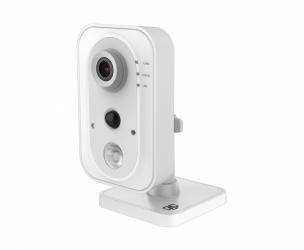 Interlogix Cámara Smart WiFi Cubo IR para Interiores RS-3230, Inalámbrico/Alámbrico, 1920 x 1080 Pixeles, Día/Noche