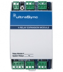 Interlogix Modulo de Expansion UltraSync UM-R4 de 4 Relevadores
