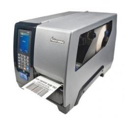 Intermec PM43 Impresora para Etiquetas Transferencia Térmica, Serial, 203 DPI, Gris