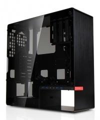 Gabinete In Win 904 Plus con Ventana, Midi-Tower, ATX/Micro-ATX, USB 3.0, sin Fuente, Negro
