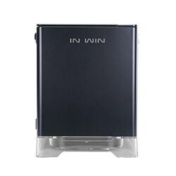 Gabinete In Win A1 con Ventana RGB, Mini-Tower, Mini-ITX, USB A 3.0, Negro