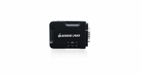 Iogear Tarjeta de Red GBC232A Bluetooth, 0.46Mbit/s, RS-232