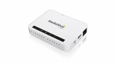 Iogear Hub USB 2.0 1x USB 2.0, Blanco