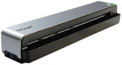Scanner I.R.I.S. IRIScan Anywhere 3, 600 x 600DPI, USB 2.0, Negro/Gris