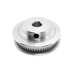iSmart Polea Dentada GT2 60 Dientes, Eje 8mm, Aluminio, para Banda 6mm