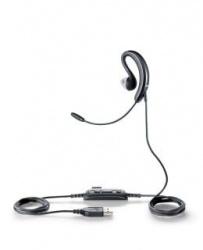 Jabra Headset UC Voice 250 MS, Alámbrico, USB, Negro