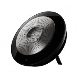 Jabra Bocina Speak 710 MS, Bluetooth, Alámbrico/Inalámbrico, 10W, USB, Negro/Plata, para Microsoft