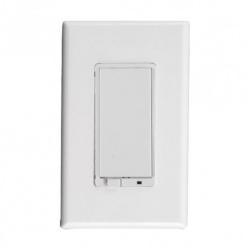 Jasco Interruptor de Luz Inteligente, Z-Wave, Blanco