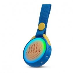 JBL Bocina Portátil JR POP, Bluetooth, Inalámbrico, 3W RMS, Azul/Verde/Amarillo