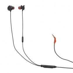JBL Audífonos Gamer con Micrófono Quantum 50 para PC/NintendoSwitch/Xbox/PS4, Alámbrico, 3.5mm, Negro