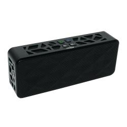 Jensen Bocina Portátil SMPS-650, Bluetooth, Inalámbrico, 2.5W RMS, Negro