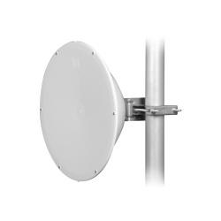 Jirous Antena Direccional JRC-24DD MIMO, 24.5dBi, 4.9 - 6.4GHz