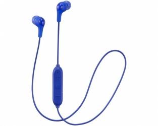 JVC Audífonos Intrauriculares HA-FX9BT, Inalámbrico, Bluetooth, Azul