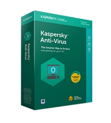 Kaspersky Anti-Virus, 10 Usuarios, 1 Año, Windows/Mac ― Producto Digital Descargable