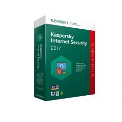 Kaspersky Internet Security 2017, 5 Usuarios, 1 Año, Windows