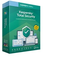 Kaspersky Total Security 2019, 5 Usuarios, 2 Años, Windows/Mac/Android ― Producto Digital Descargable