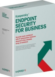 Kaspersky Lab Endpoint Security for Business - Select, 25 - 49 Usuarios, 1 Año (Precio por Licencia)