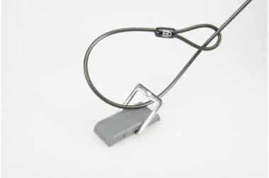 Kensington Ancla para Cable con Candado K64613WW, 1 Anillo, Gris