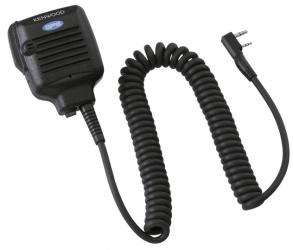 Kenwood Micrófono con GPS para Radio KMC-48GPS, 3.5mm, Negro, para Kenwood