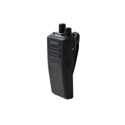 Kenwood Radio Análogo Portátil de 2 Vías NX-3320-KISS, 64 Canales, Negro - no incluye Antena ni Batería