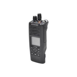 Kenwood Radio Análogo Portátil de 2 Vías NX-5300-K2S, 1024 Canales, Negro - no incluye Antena ni Batería
